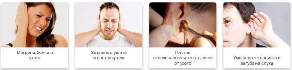 проблеми с ушите