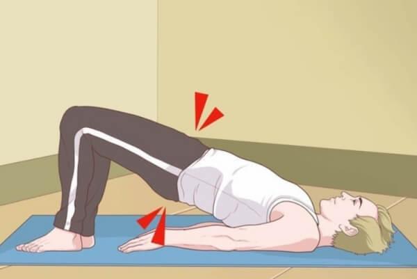 Упражнения на Кегел