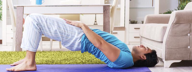 простата упражнения у дома
