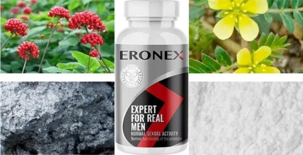 Eronex съставки