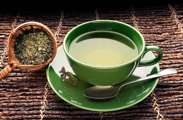 Зеленият Чай