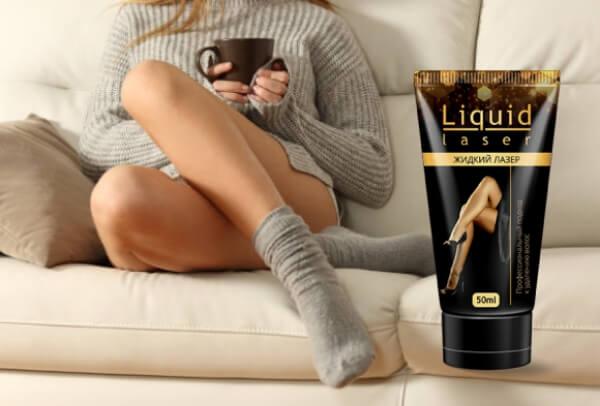 LiquidLaser крем за епилация