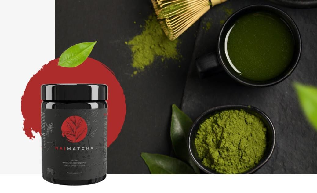 Хай Мача съставки чай