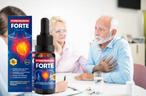 Hypertension Forte Цена България