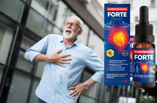 хипертеншън форте капки хипертония
