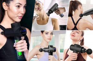 Massage Gun – Ударно Облекчение на Болката чрез Перкусионен Масаж!