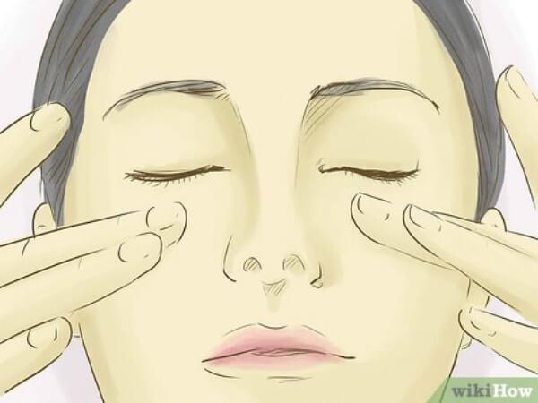 Упражнение на Покриване на Очите