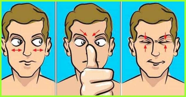 Йога за Очи Упражнения Зрение