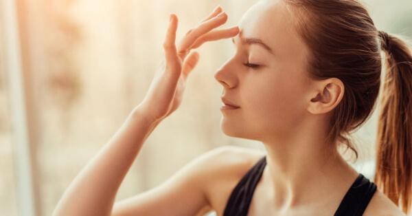 йога за очи