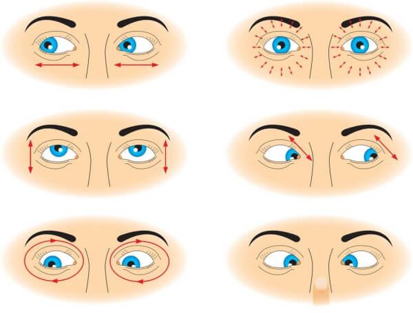 Йога-Упражнение за Подсилване на Зрението