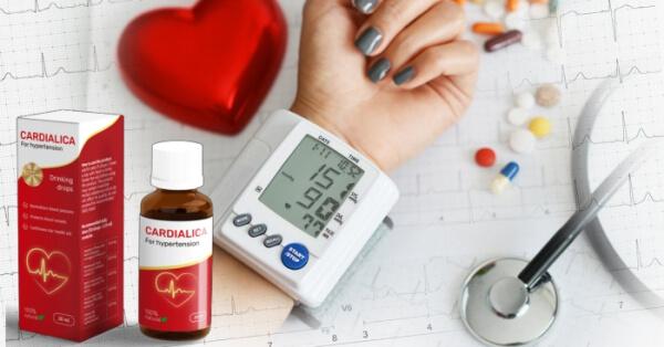 Cardialica капки Цена в България