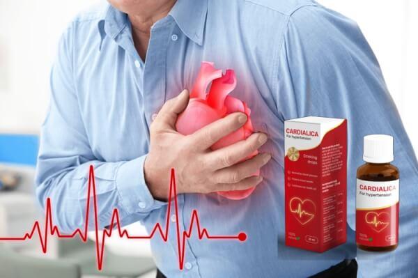 Cardialica капки мнения коментари