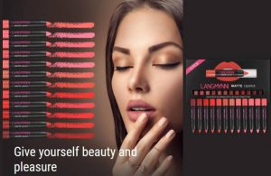 Langmanni Matte Lipstick Set – 12 броя водоустойчиви червила за забележителни устни!