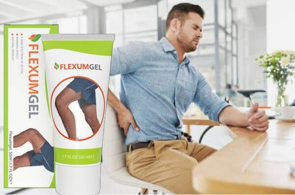 flexumgel, мъж, болки в кръста