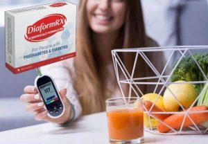 DiaformRX- Био-Хранителна Добавка при Висока Кръвна Захар! Цена и Мнения на Потребители?