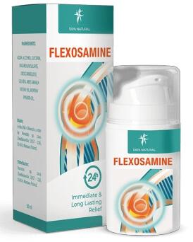 FlexoSamine крем за стави България
