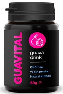Guavital Напитка за отслабване 50 гр България