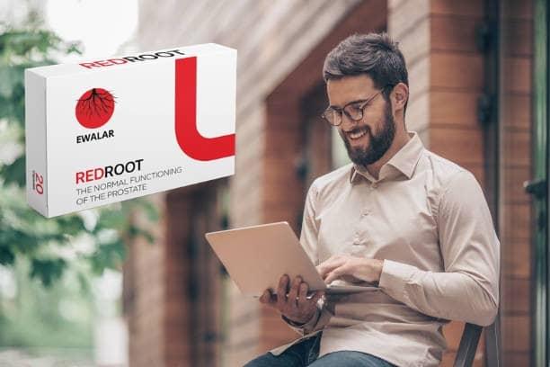 redroot, мъж, официален сайт, поръчка, цена