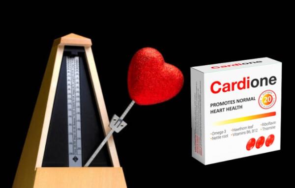 капсули сърце хипертония кардионе
